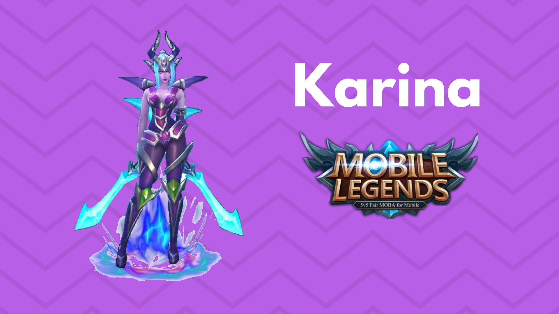 Beginners Guide 2018 How To Use Karina In Mobile Legends Bang Bang