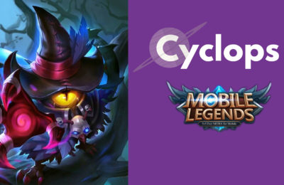 [Beginners Guide 2018] How To Use Cyclops In Mobile Legends: Bang Bang