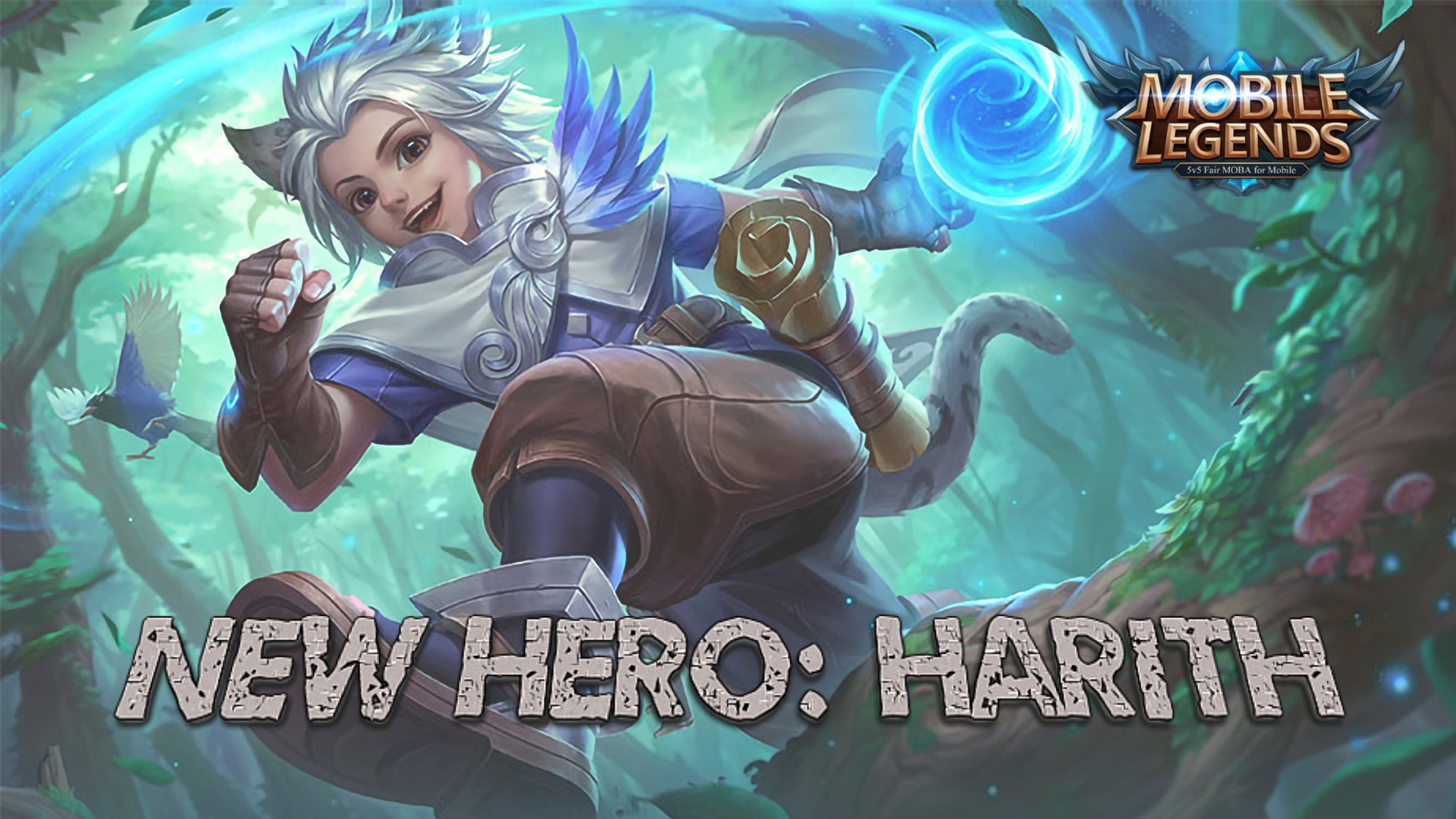 Hero Review 2018 Harith In Mobile Legends Bang Bang Blooing